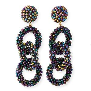 Baublebar Caprica Beaded Statement Earrings
